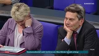 Bundestagsdebatte zur aktuellen Lage im Nahen und Mittleren Osten am 15.01.20