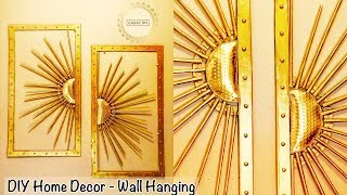 Download lagu Wall hanging craft ideas very easy diy unique wall hanging diy wall decor Paper Crafts