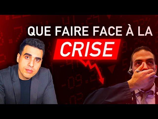 Que faire face à la crise ? | IDRISS ABERKANE