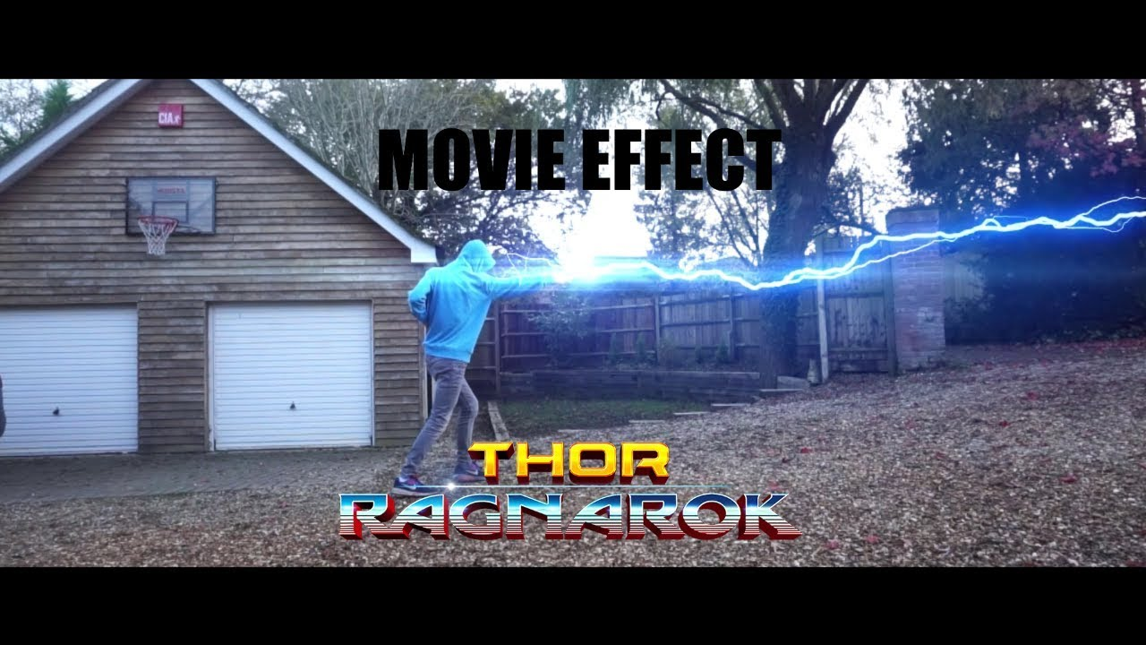 thor hammer effects movie effect youtube