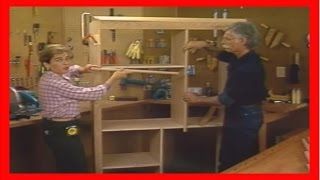 How To Make A Bookshelf - Build Your Own Bookshelf Out Of Wood [3 Of 3]