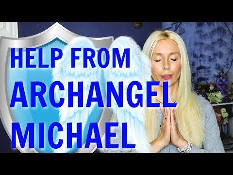 ANGELIC PROTECTION Guided Meditation/PROTECT YOUR ENERGY With Archangel Michael