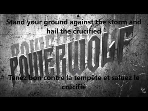 Powerwolf - Amen & Attack [Lyrics + Traduction Française]