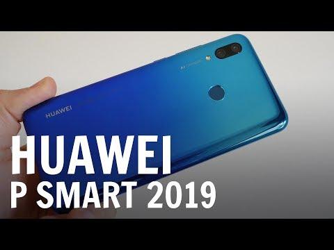 Huawei P Smart 2019: lo smartphone per i giovani. La recensione