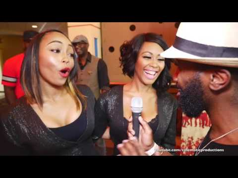 David Banner, Blaque -Birth of A Nation Premier-Red Carpet Interviews Atlanta
