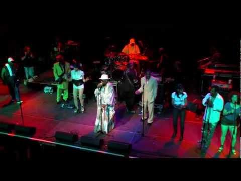George Clinton & Parliament Funkadelic LIVE : Aquaboogie (5.4.12 Baltimore, MD)