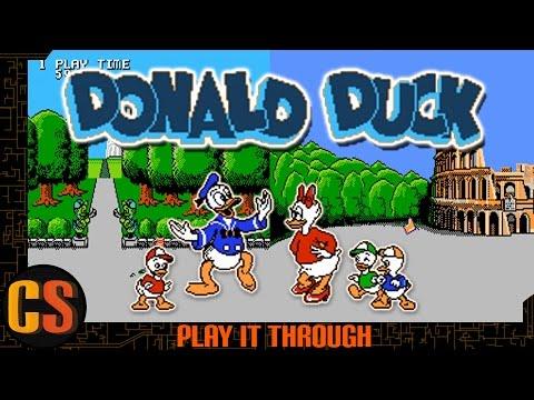 DONALD DUCK - PLAY IT THROUGH