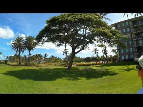 Quadcopter Practice on Maui