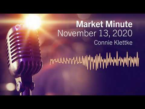 Market Minute | November 13, 2020