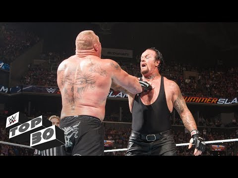 30 greatest SummerSlam moments: WWE Top 10 Special Edition