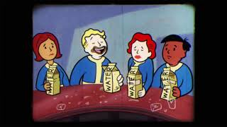 Fallout 76 • Vault Tec Presents Let's Work with Others Multiplayer Trailer •FR • PS4 Xbox One PC