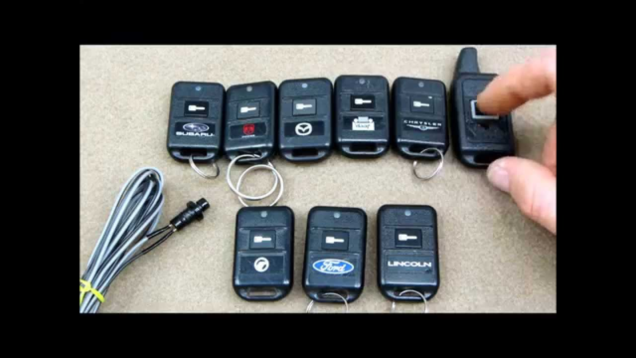 Factory Remote Start Program How To For Goh Pcmini And Goh
