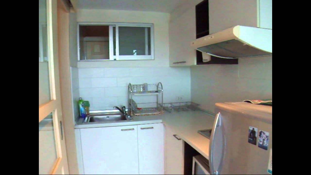Studio Apartment For Rent (Bangkok, On Nut Area)   YouTube