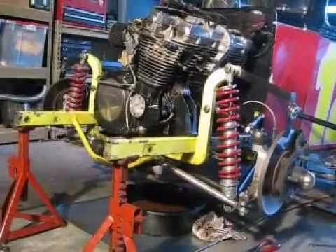 Instructional Video Race Car Engine Removal Youtube