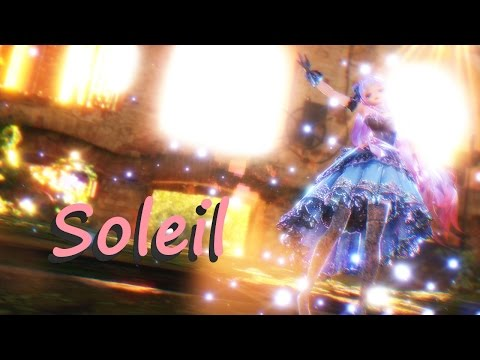 【Ray-MMD】Soleil【Luka】