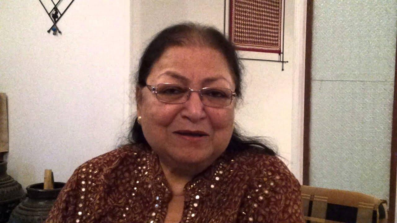 Watch Salma Mumtaz video