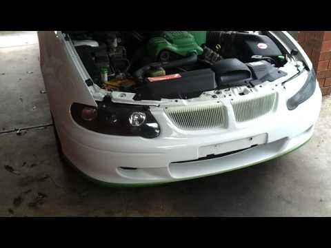 Installing HID's into VX Commodore Part 1