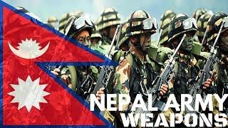 Top 5 Small Arms Of Nepal Army #2