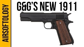 G&G GPM 1911 GQB Pistol | Airsoftology Review