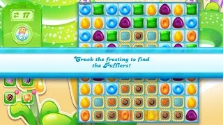 Candy Crush Jelly Saga Level 775 (3 star, No boosters)
