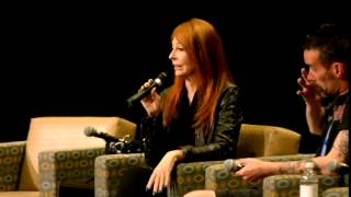 Q and A with  Cassandra Peterson