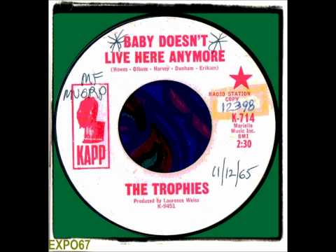 TROPHIES - MY BABY DOESN'T LIVE HERE ANYMORE.wmv