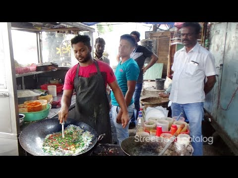 Hyderabad Street Food | How To Make Egg Fried Rice Recipe | KGN Fast Food | Indian Street Food