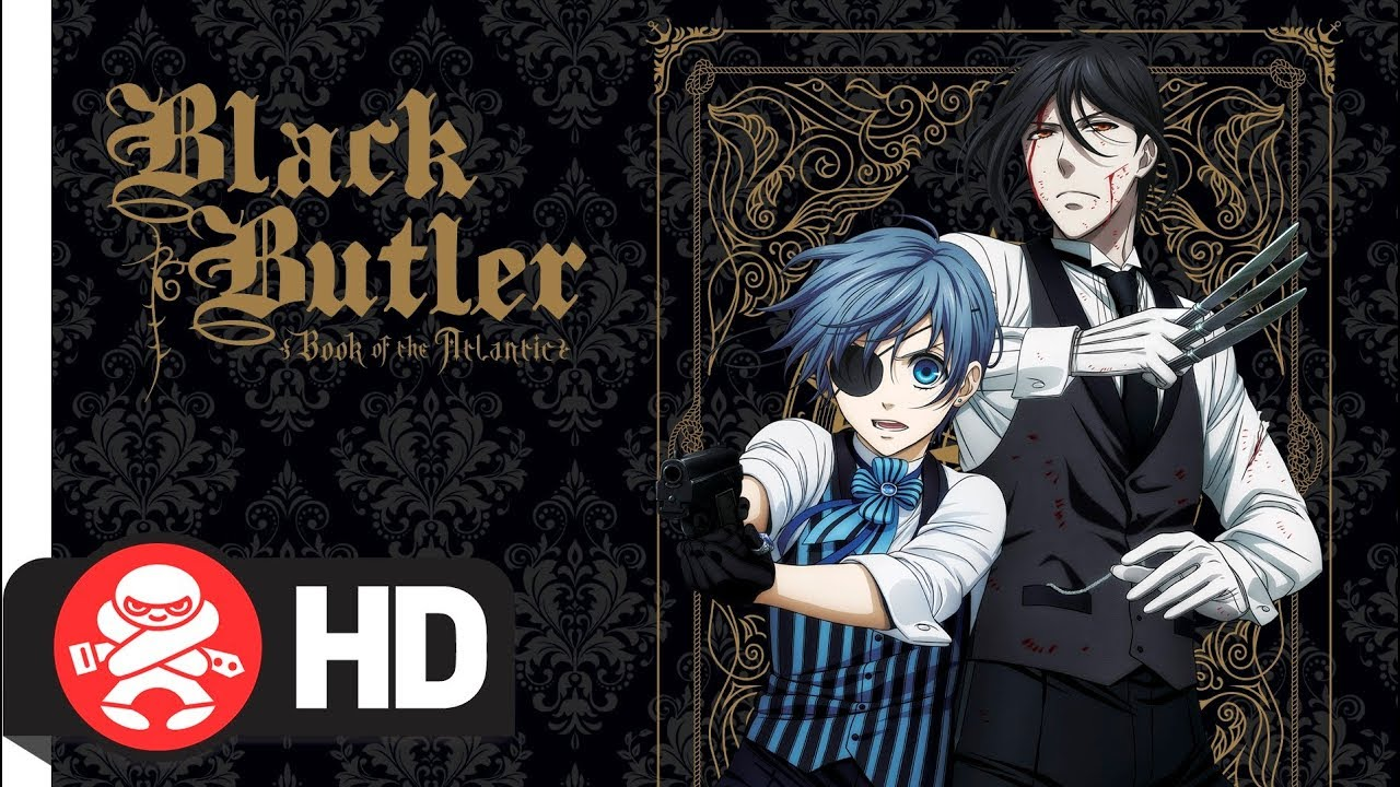 Black Butler- Book Of The Atlantic