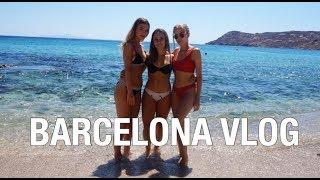 BARCELONA VLOG   EUROPE TRIP PART 1