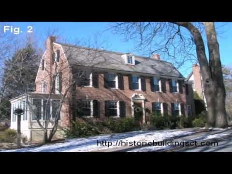 Colonial Revival House Styles