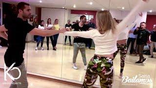 Video Kiko & Christina - Bachata Sensual Basic Classes @ Bailamos Salsa in Basel download MP3, 3GP, MP4, WEBM, AVI, FLV November 2018