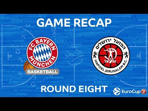 Highlights: FC Bayern Munich - Hapoel Yahav Bank Jerusalem