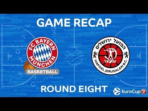 Highlights: FC Bayern Munich - Hapoel Yahav Bank Jerusalem
