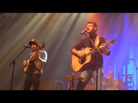 The Avett Brothers - Down With the Shine live @ Jonesboro, AR 10-22-15