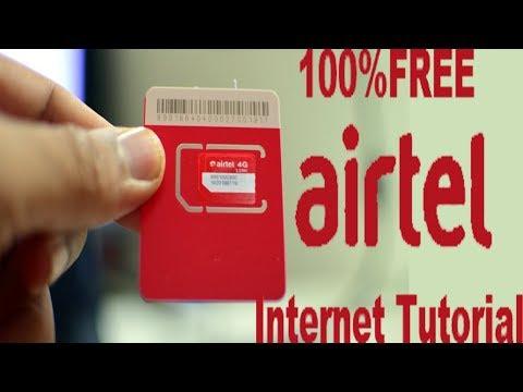 VPN Trick for Airtel user free internet 100% working full