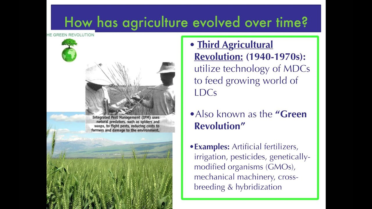 agricultural revolution how did the Satellite observations in the middle east's fertile crescent have documented a modern agricultural revolution the dramatic changes in crop production in southern turkey over the last decade are the result of new irrigation schemes that tap the historic tigris and euphrates rivers.