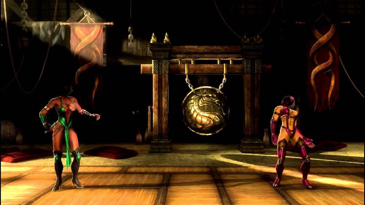 Mortal Kombat: Komplete Edition Skin: Jade (Nude