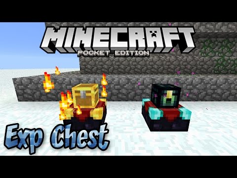 how to get exp minecraft