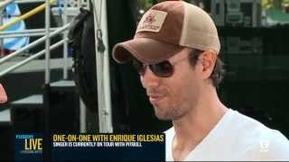 Enrique Iglesias shares hİs wildest fan interaction