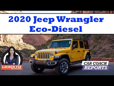 There S 1 Expensive Reason To Not Choose The 2020 Jeep Wrangler Unlimited Rubicon Ecodiesel