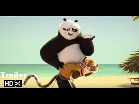 Kung Fu Panda 4 Official Teaser Trailer Youtube