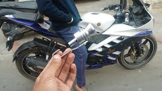 Download Car Turbo Whistle In Bike Yamaha R15 Modified