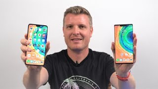 Huawei Mate 30 Pro Vs Mate 30 + First Impressions