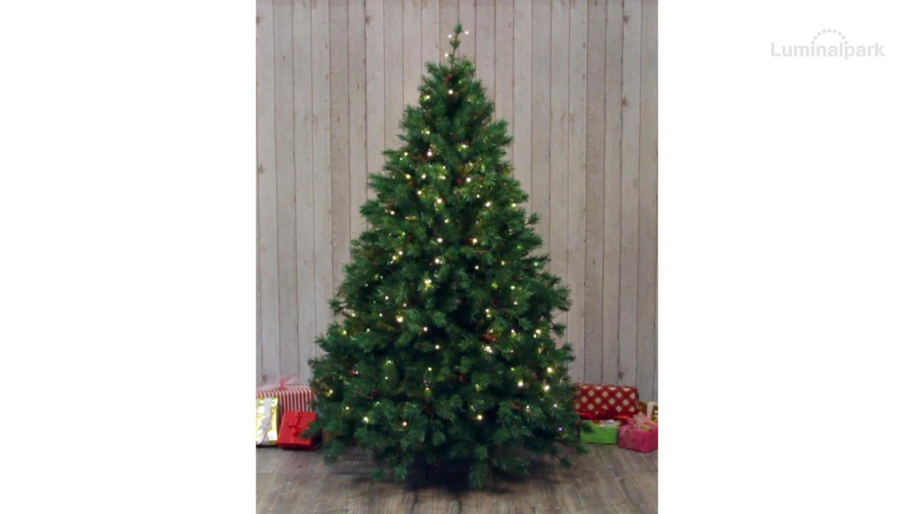 391c34c3ae8 Cortina de luces LED con destellos para Árbol de Navidad (cod. 24762 ...