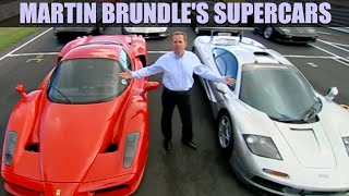 Martin Brundle's Super Cars The COMPLETE Film | Fifth Gear Classic