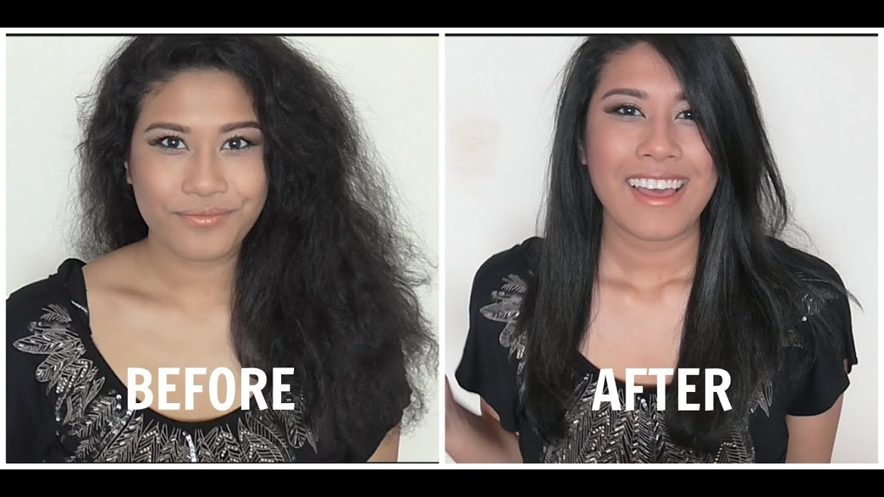 Review Cloud Nine Hair Straightener Review Demo On