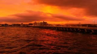 弁天橋   江の島     あのときの空のように