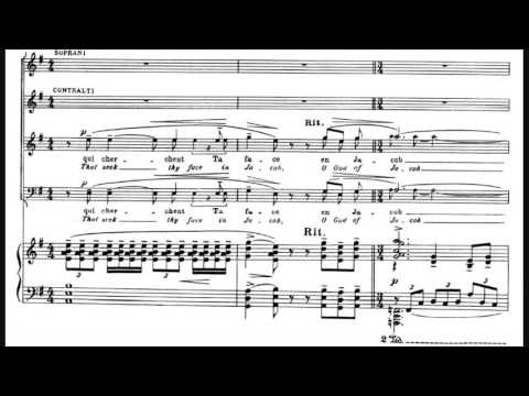 Lili Boulanger - Psalm 24