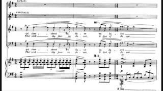 Play Psalm 24 for chorus, orchestra & organ