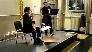 Por una cabeza - Giovanni Lanzini, clarinetto - Fabio Montomoli, chitarra